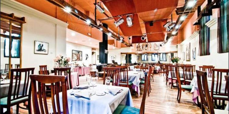 La Castafiore, Restaurante Madrid Chueca #0