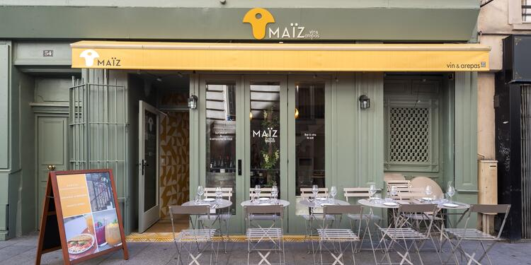Maïz : restaurant bar de tapas latines, Bar Paris Bourse-Sentier  #0