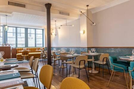 Damigiana : l'étage, Salle de location Paris Les Halles #0