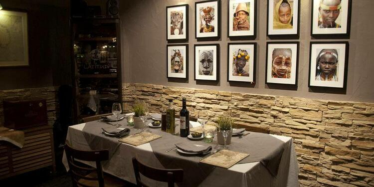 Latitud, Restaurante Madrid Chamartín  #0