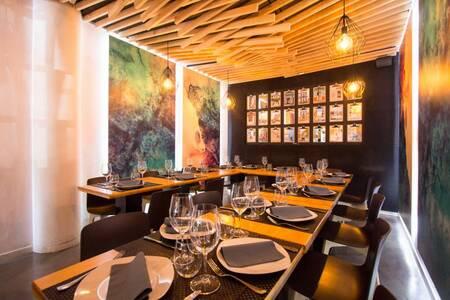Shalakabula, Restaurante Madrid Salamanca #0