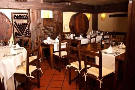 Sagaretxe, Restaurante Madrid Chamberí #0