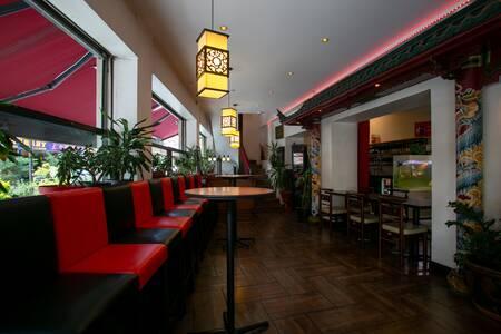 Guo Min - Privatisation complète, Salle de location Paris Belleville  #0