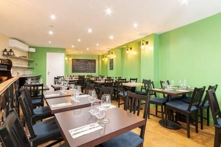 L'Italien, Restaurant Paris Faubourg-du-Roule #0