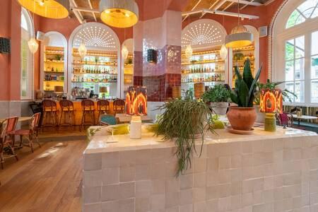 Le Café de La Gare, Salle de location Paris La Muette #0