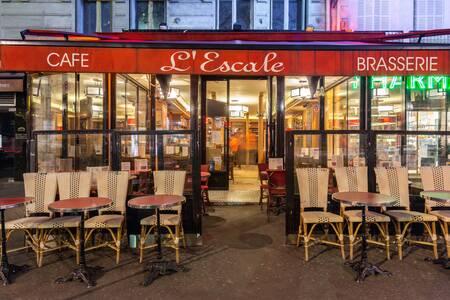 L'Escale (privatisation complète), Salle de location Paris Argentine #0