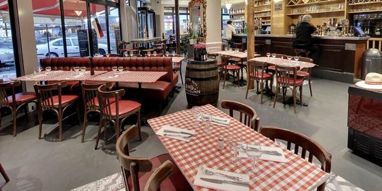 Le Nouveau Paris (restaurant), Restaurant Neuilly-sur-Seine Neuilly #0