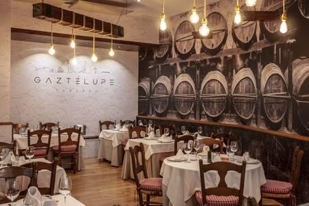 Taberna Gaztalupe, Restaurante Madrid Tetuán #0