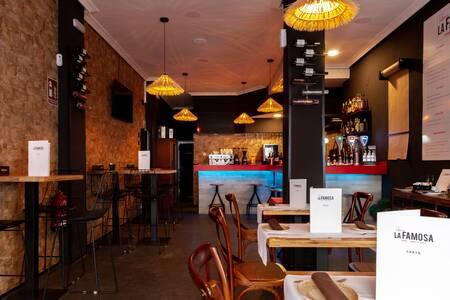 Taberna La Famosa, Restaurante Madrid  #0