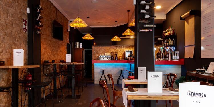 La Famosa, Restaurante Madrid  #0