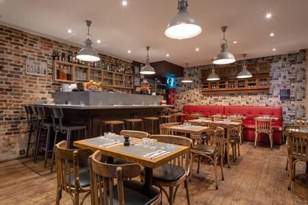 Harper's Paris 17 (restaurant), Restaurant Paris Batignolles  #0