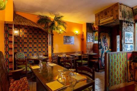 A la Banane Ivoirienne, Restaurant Paris Charonne #0