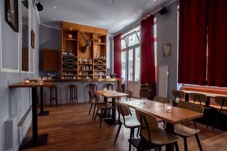 Le Saint Cerf (salle de location), Salle de location Paris Place de Clichy #0