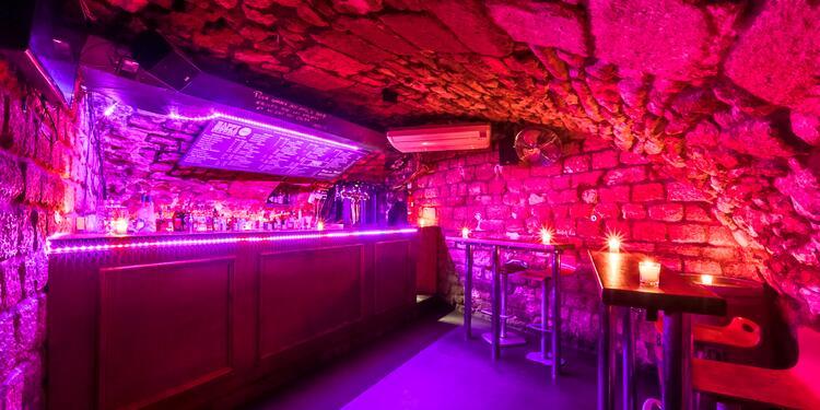 Club 3 / Club III (salle de location), Salle de location Paris Saint Germain des Prés #0