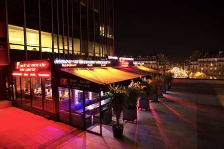 Tout le Monde en Parle (bar), Bar Paris Montparnasse #0