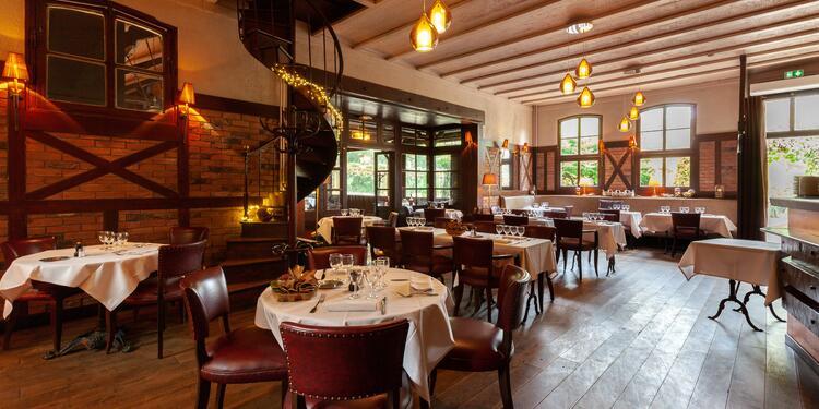 L'Auberge du Bonheur, Restaurant Paris  #0