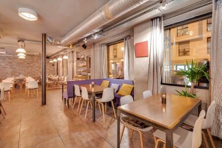 Paname Art Café (privatisation complète), Salle de location Paris République #0