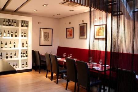 Restaurante Landania, Restaurante Madrid Retiro #0