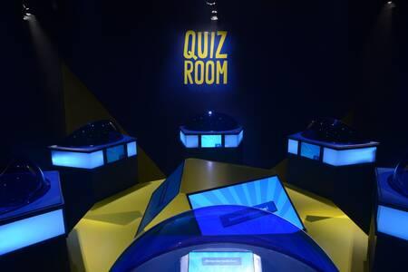 Quiz Room, Salle de location Paris Monnaie #0