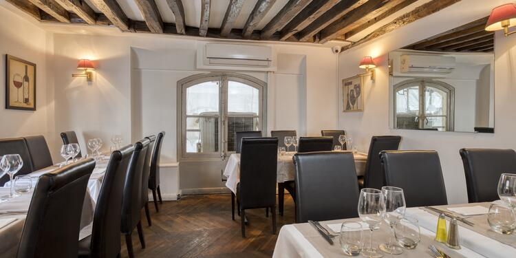 Bistrot Favart, Restaurant Paris Vivienne  #0