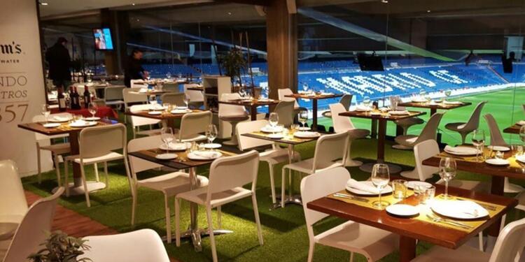 Real Café Bernabéu, Restaurante Madrid Chamartín  #0