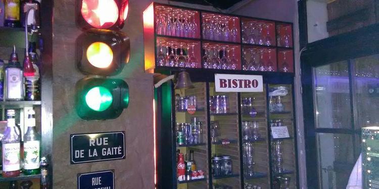 Le Tomato Bistro, Bar Paris Charonne #6