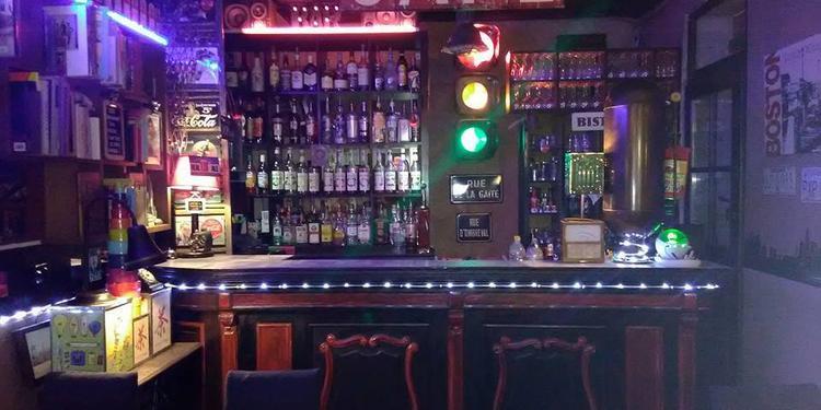 Le Tomato Bistro, Bar Paris Charonne #8