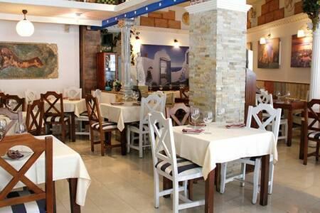 Milos Francisco Silvela, Restaurante Madrid Salamanca #0