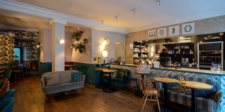 Mojo Kitchenbar (privatisation complète), Salle de location Paris Gaillon #0