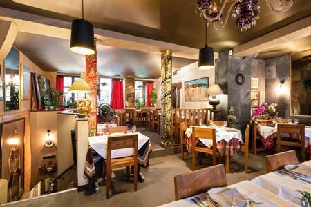 Djakarta Bali, Restaurant Paris Halles de Paris #0