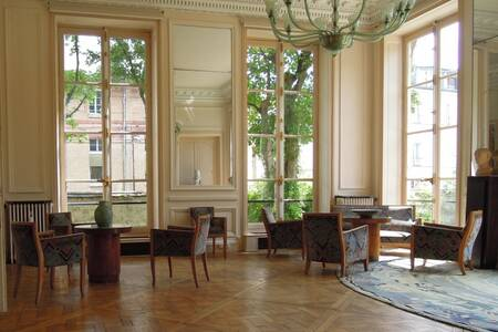 Hôtel de Massa, Salle de location Paris Montparnasse #0