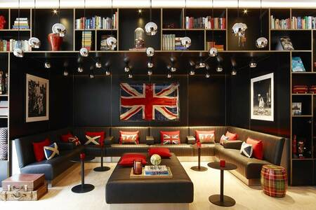 CitizenM Tower of London, Salle de location Londres St Katharine's & Wapping #0
