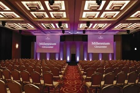 Millennium Gloucester Hotel London Kensington, Salle de location Londres South Kensington #0