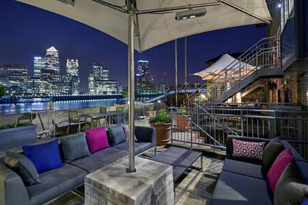 DoubleTree by Hilton Hotel London - Docklands Riverside, Salle de location Londres Rotherhithe #0