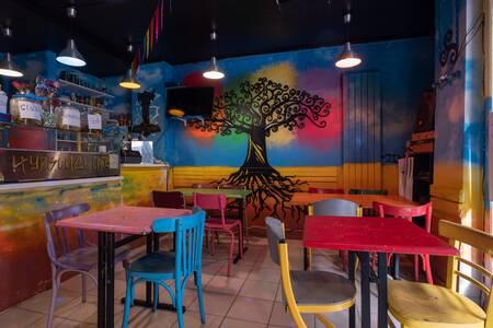Hydromel Café, Bar Paris Quartier de Belleville #0