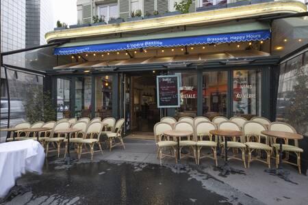 Café l'Opéra Bastille, Bar Paris Quinze-Vingts #0