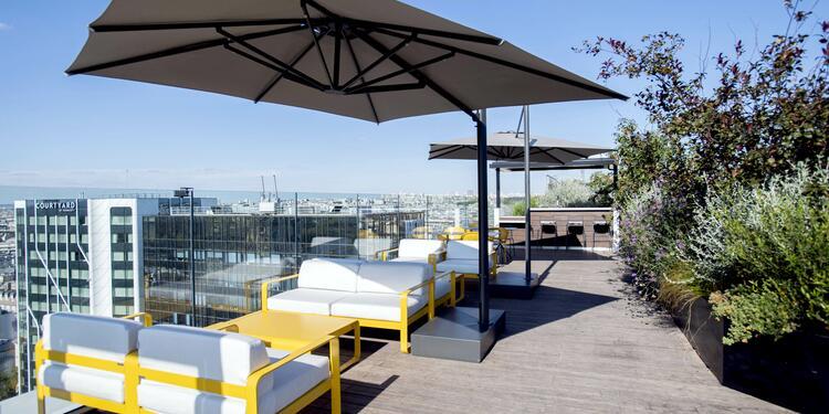 Kluster : le Sky Bar, Salle de location Paris Gare de Lyon #0