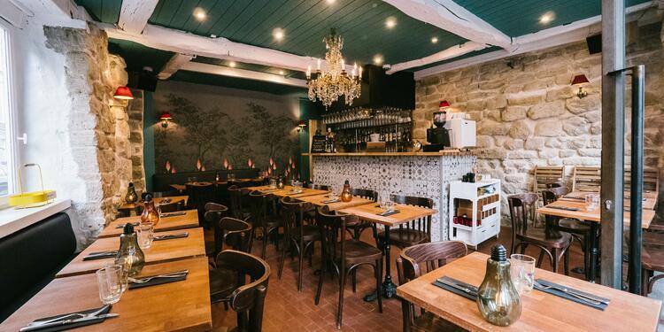 Le Grain de Folie Montmartre, Restaurant Paris Clignancourt #0
