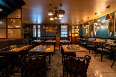 Chez Plumeau Paris (restaurant), Restaurant Paris Clignancourt #0
