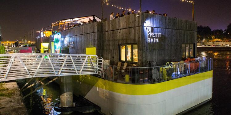 Le Petit Bain, Salle de location Paris Bercy #0