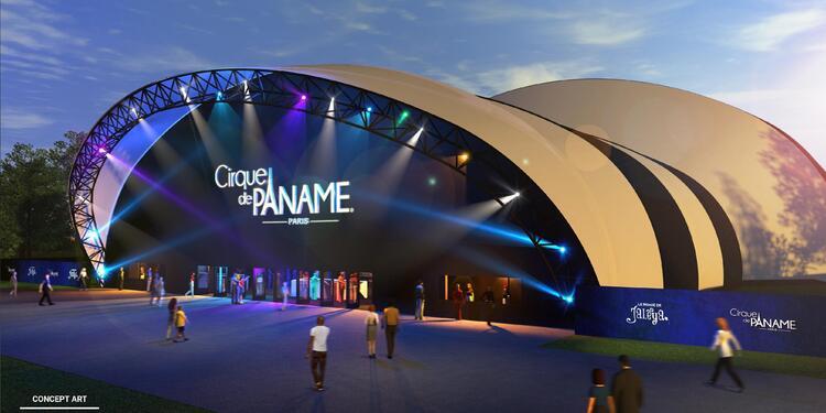 Cirque de Paname, Salle de location Paris Bois de Boulogne #0