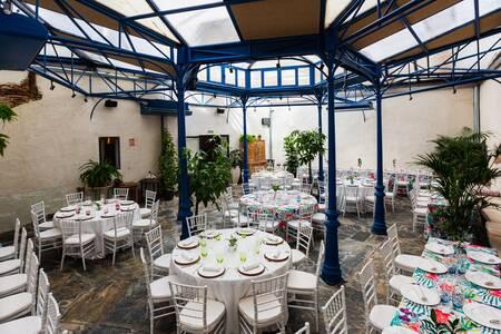 Antigua Champaneria, Sala de alquiler Madrid Centro #0