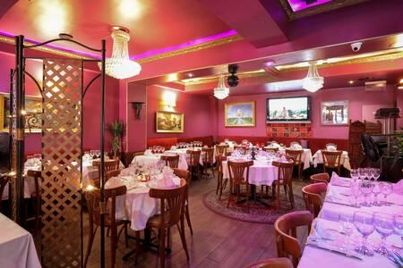 Jaipur Café, Restaurant Paris Montmartre #0