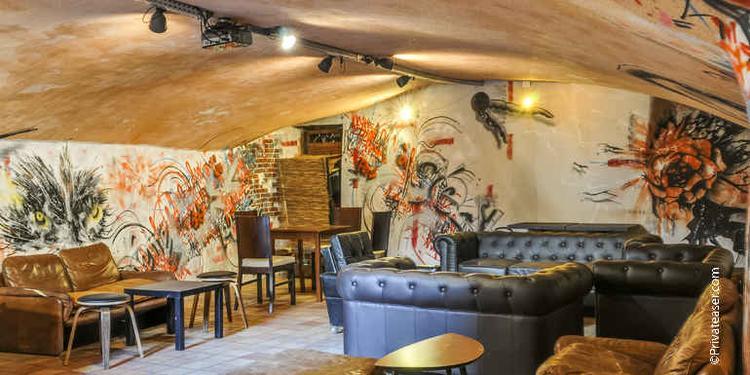 L'envers des pentes, Bar Lyon  #0