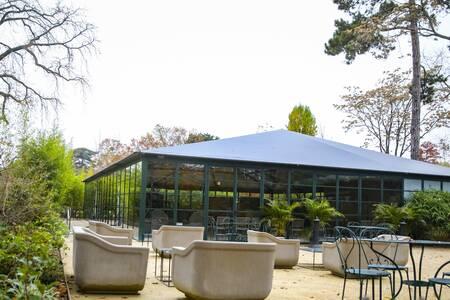 Jardin d'Acclimatation : l'Orangerie, Salle de location Paris Chaillot  #0