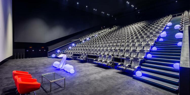Cinesa Madrid, Sala de alquiler Madrid Trafalgar #0