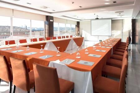 Eurostars Toledo, Sala de alquiler Toledo San Antón  #0
