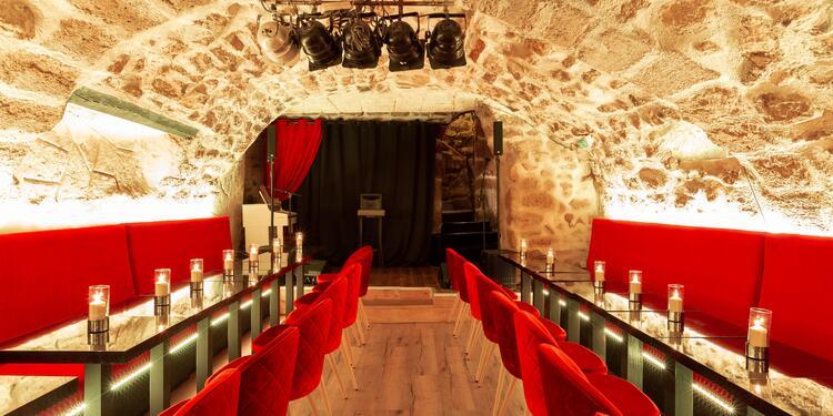 Diva's Kabaret (Salle), Salle de location Paris Pletzl #0