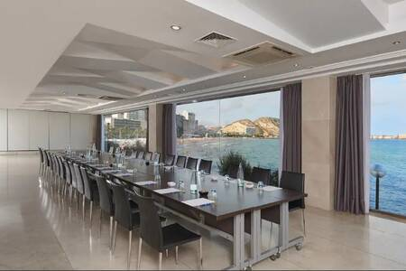 Hotel Meliá Alicante, Sala de alquiler Alicante Puerto #0