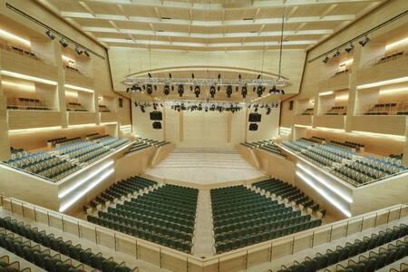 L'Auditori, Sala de alquiler Barcelona El Parc i la Llacuna del Poblenou #0